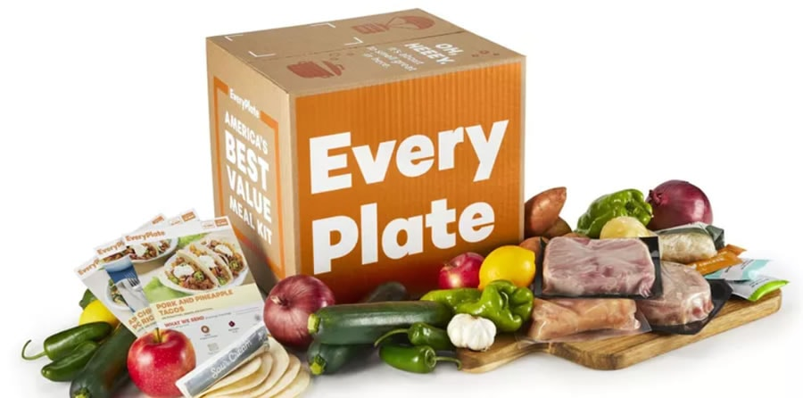 everyplate meal box