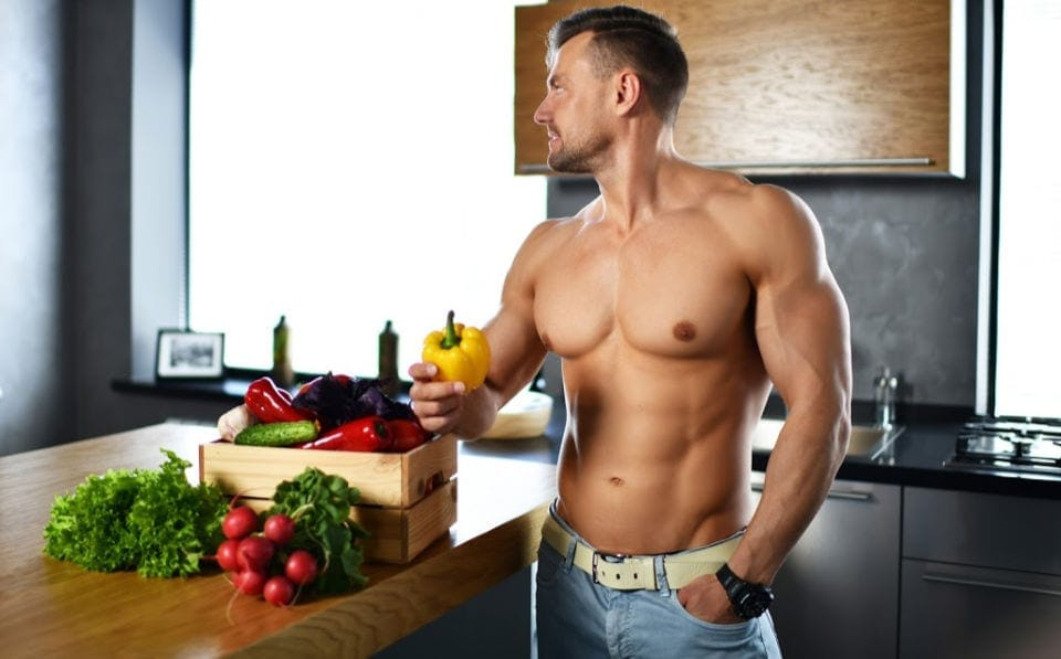 Bodybuilder meal prep Delivery