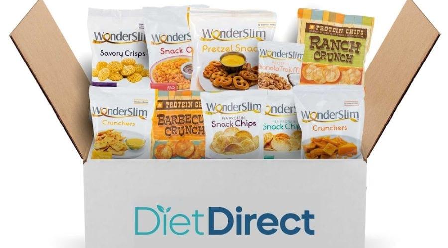 Diet Direct box