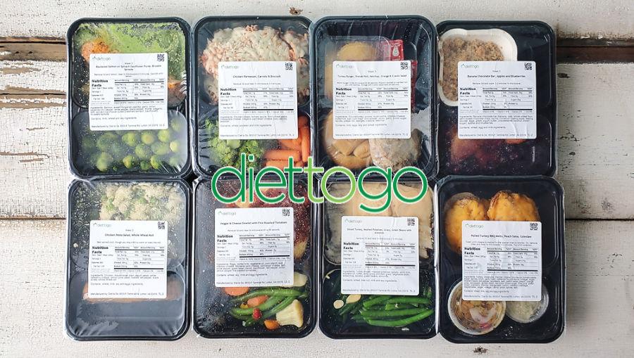 Diet to go box