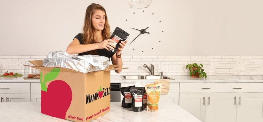 MamaSezz Meal Delivery