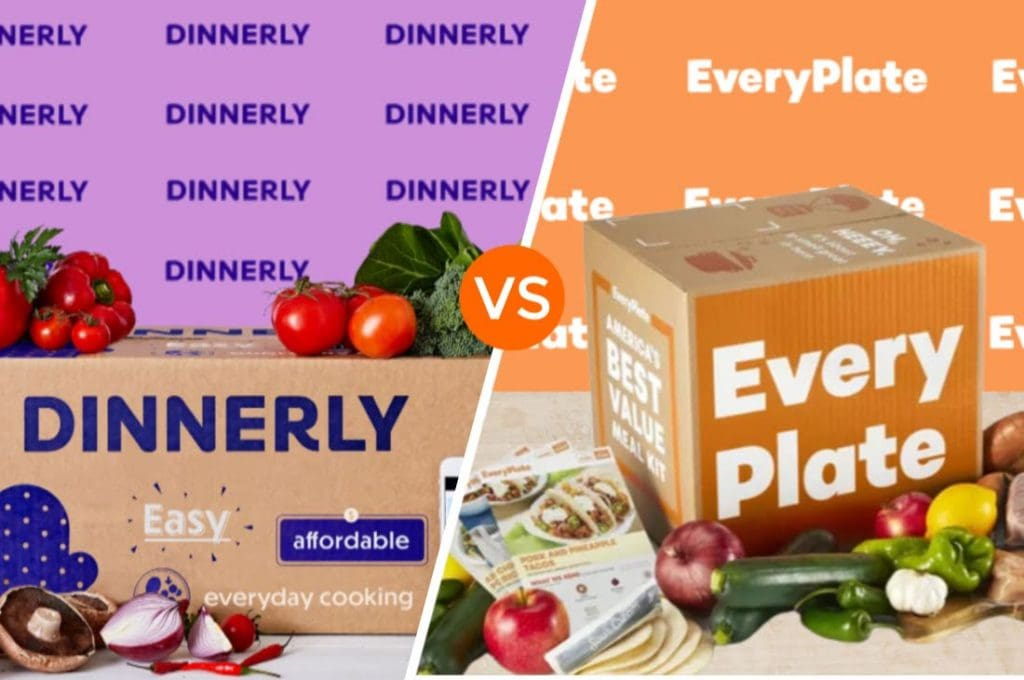 Dinnery vs EveryPlate