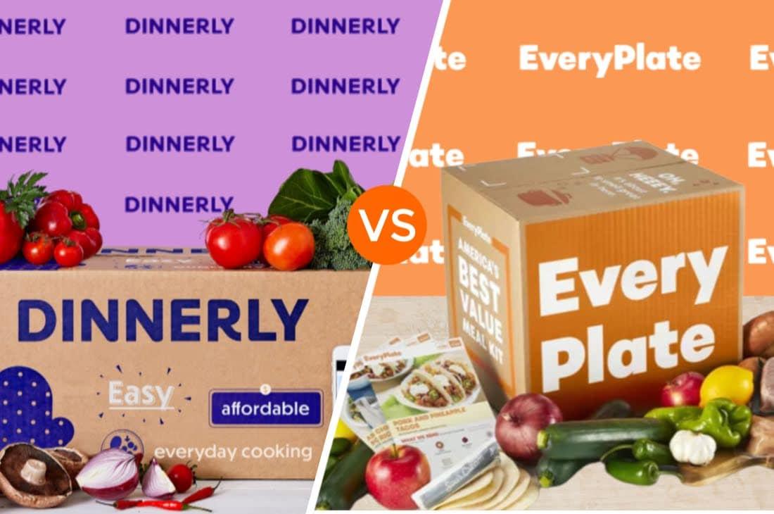Dinnery vs EveryPlate