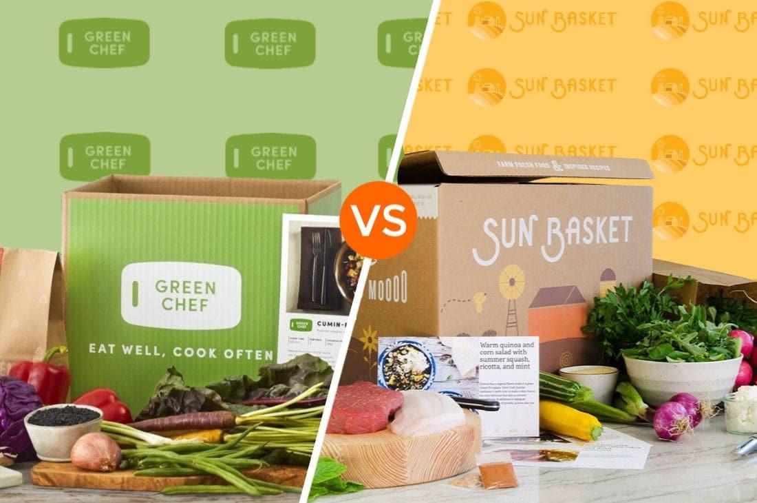 Green Chef vs Sun Basket