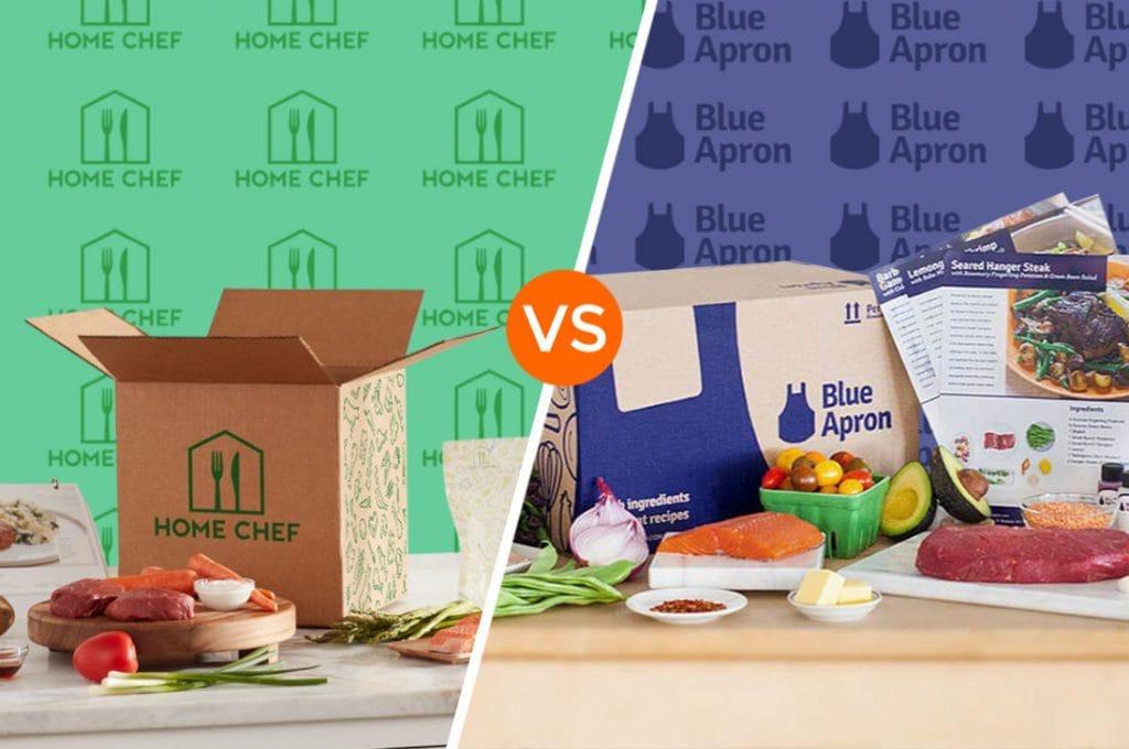 Home Chef vs Blue Apron