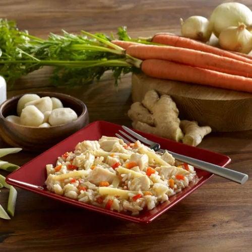 Medifast sample meal