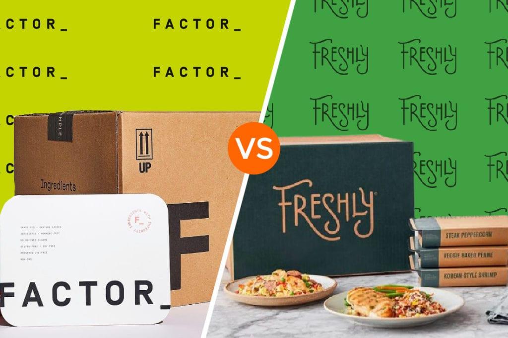 Factor vs Freshly