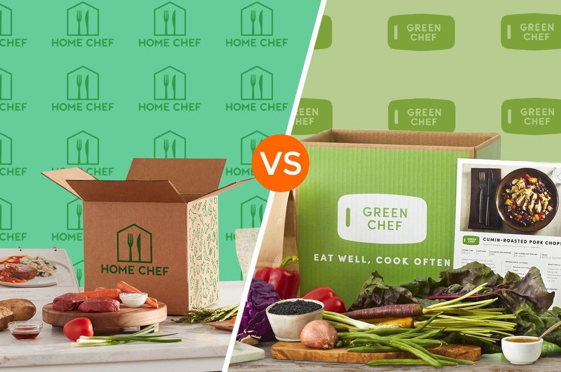 Home Chef vs Green Chef