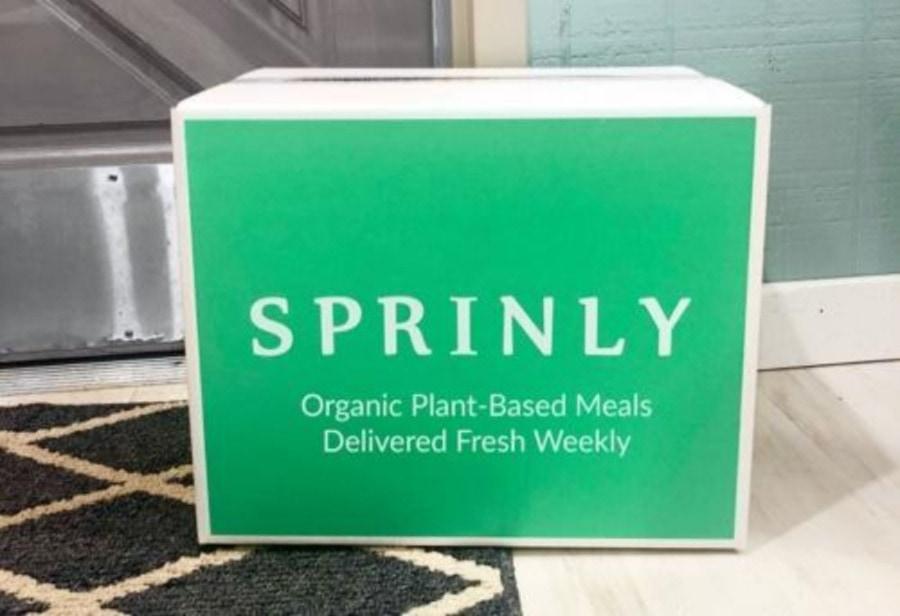 sprinly box