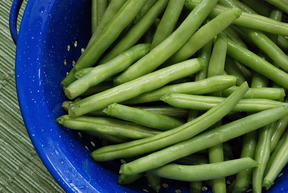 green bean low fodmap