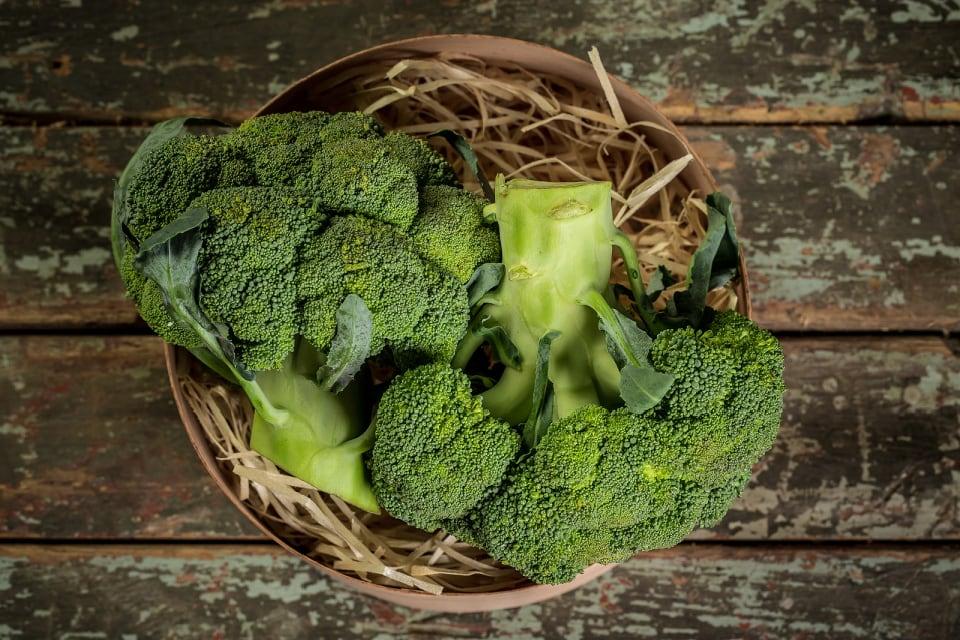 is broccoli low FODMAP
