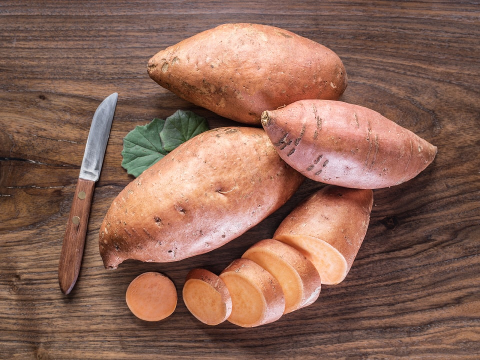 Are Sweet Potatoes Low FODMAP