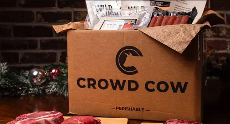 Crowd Cow Box