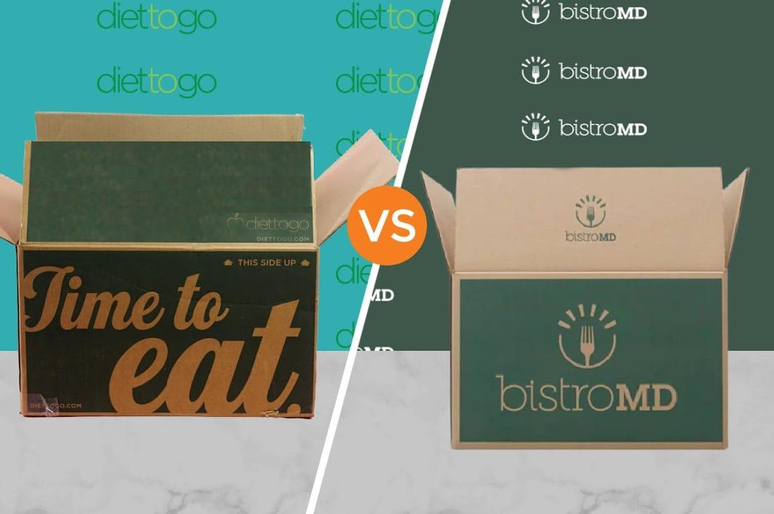 Diet To Go vs BistroMD