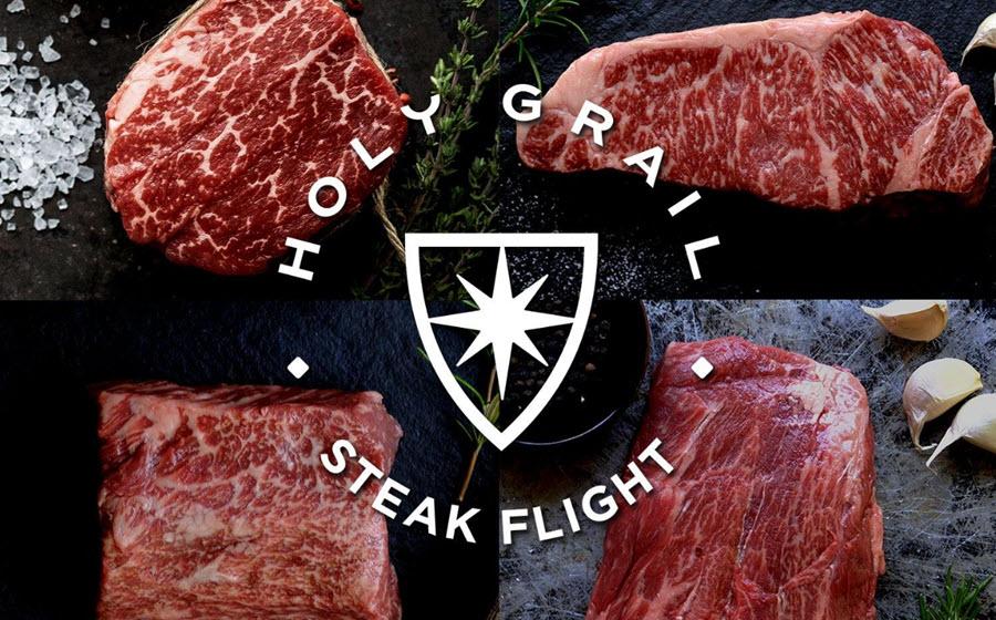 Holy Grail Steak Company