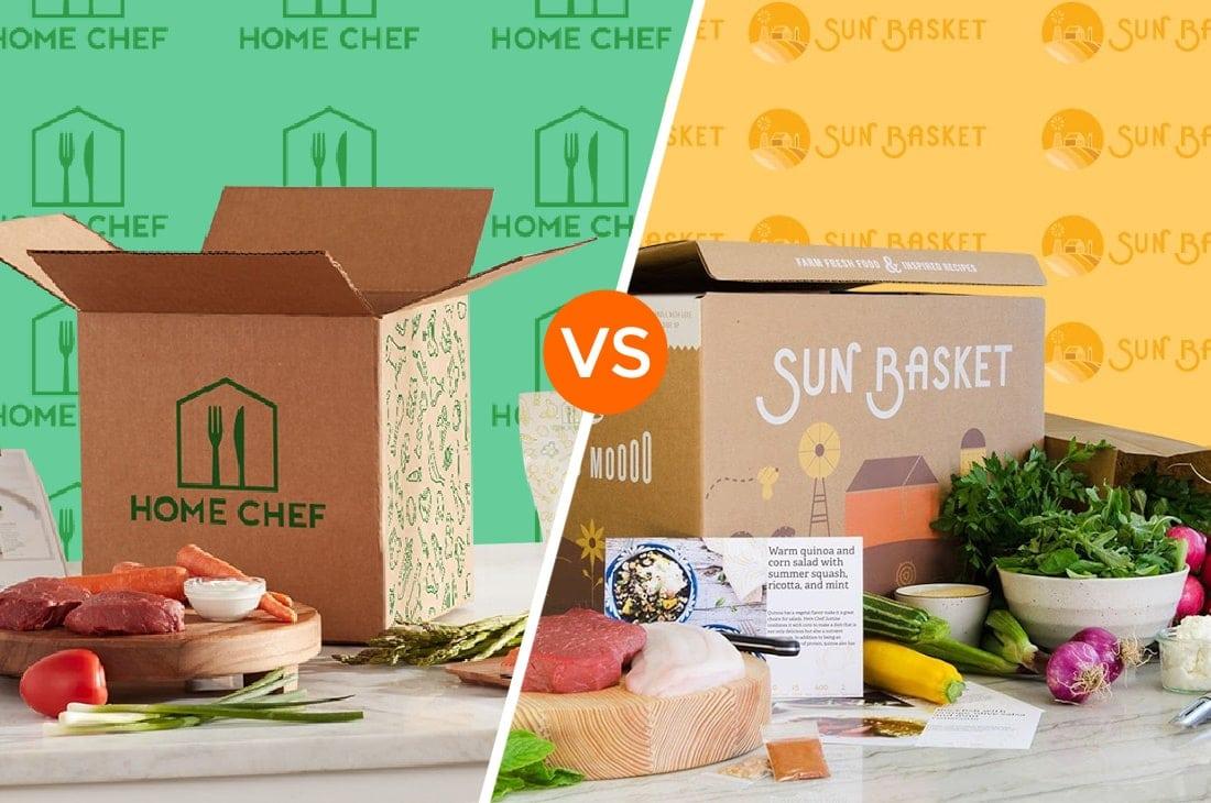 Home Chef vs Sunbasket