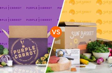 Purple Carrot vs Sunbasket