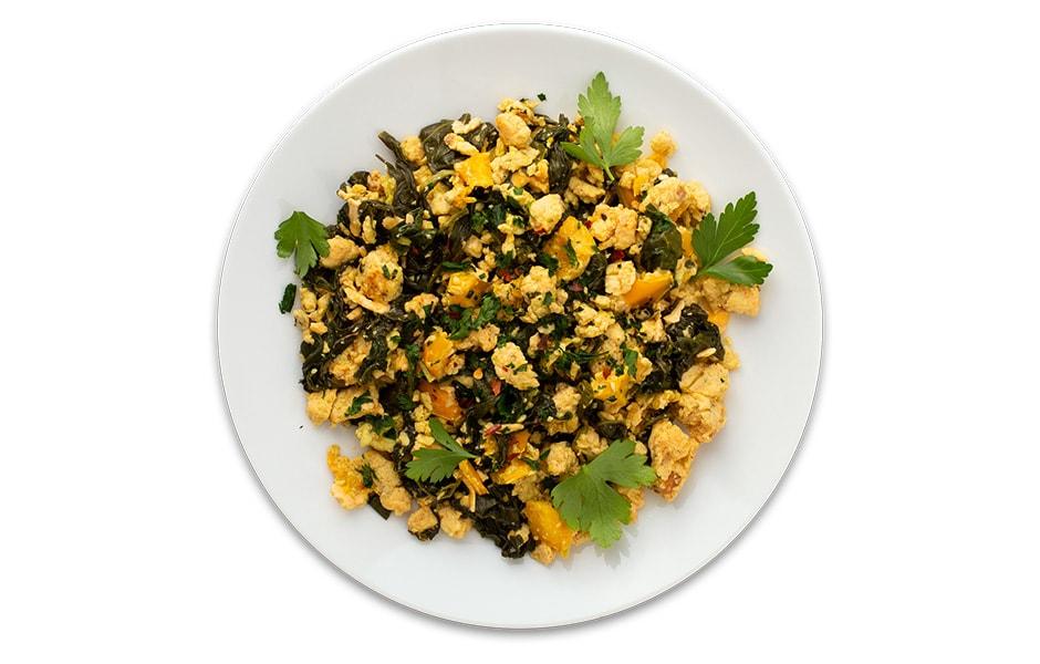Breakfast Vegetable Scramble by Modifyhealth