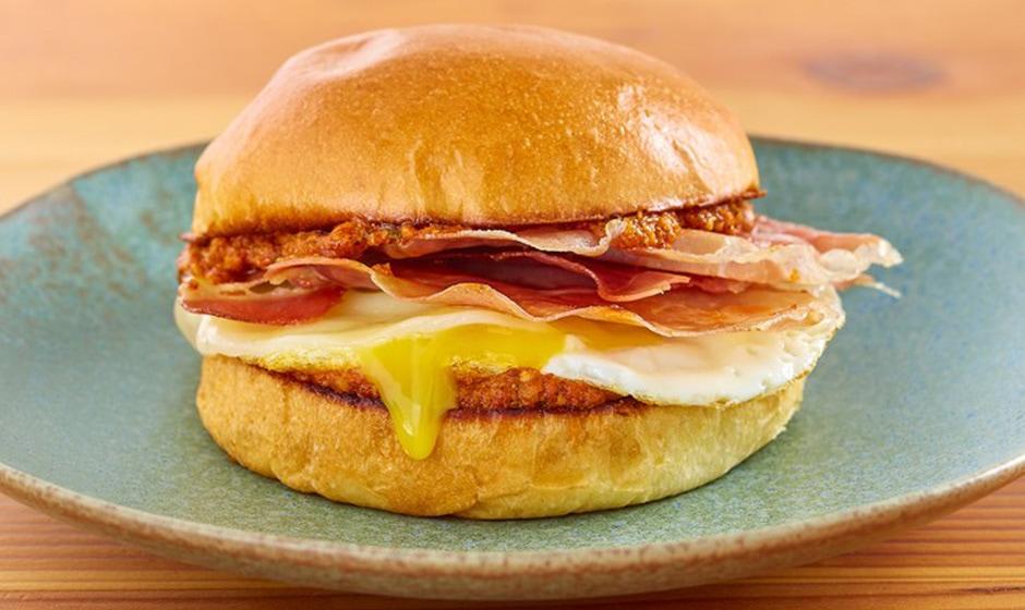 Gobble Breakfast Sandwich