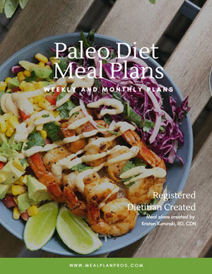 Paleo Diet Cover Page