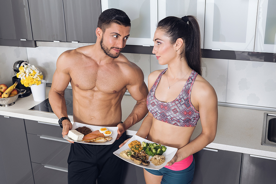 Crossfit Meal Delivery