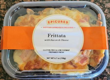 Epicured fritatta