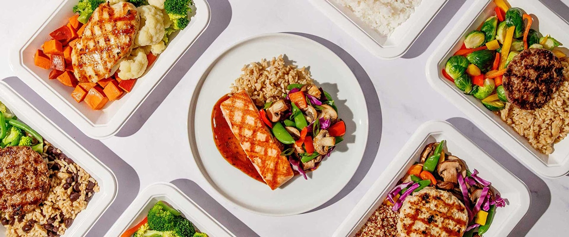 Zone Diet Meal Delivery Services