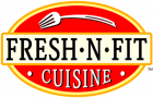 Fresh n fit cuisine logo