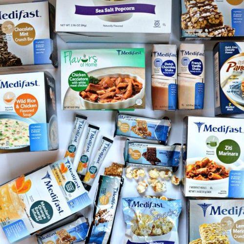 Medifast packaging