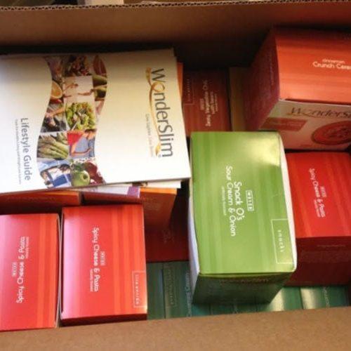 Wonderslim packaging